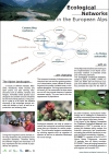 Poster - Ecological Networks in the European Alps