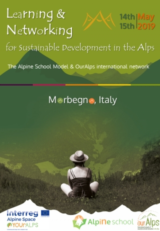 Learning and networking for sustainable development in the Alps. The Alpine School & OurAlps network