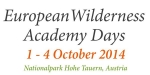 European Wilderness Days